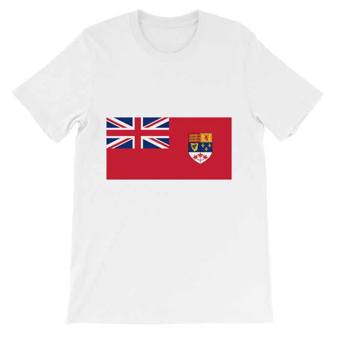 Red Ensign short sleeve t-shirt