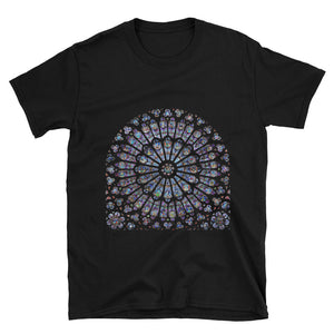 Rose Window T-Shirt