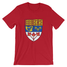 Canadian Coat of Arms short sleeve t-shirt