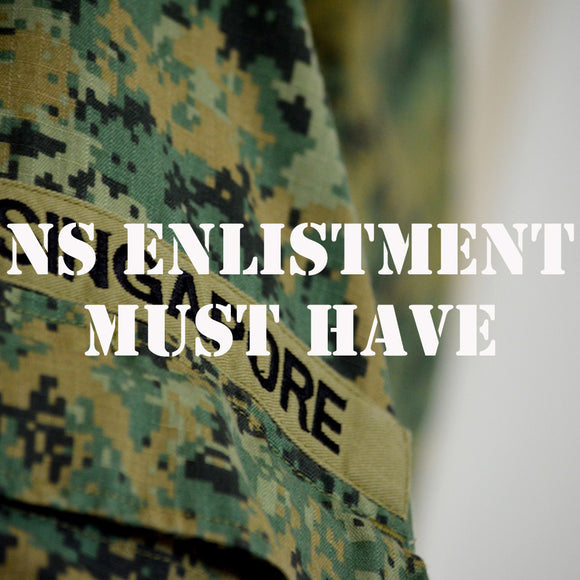 NS Enlistment MUST HAVE