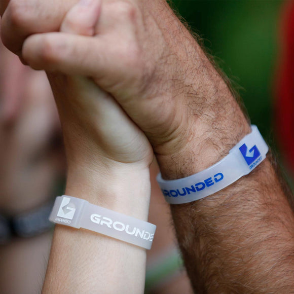 Grounded Energetic Wristband