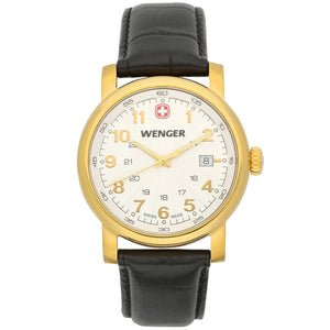 Wenger 01.1041.110 City Classic Mens Watch - Watch it! Pte Ltd