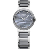 Bering Ceramic 10725-789 Mother Of Pearl 25 mm Women's Watch - Watch it! Pte Ltd