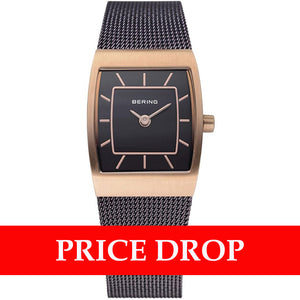 Bering Classic 11219-265 Black 18 mm Women's Watch - Watch it! Pte Ltd