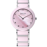Bering Ceramic 11429-999 Mother Of Pearl 29 mm Women's Watch - Watch it! Pte Ltd