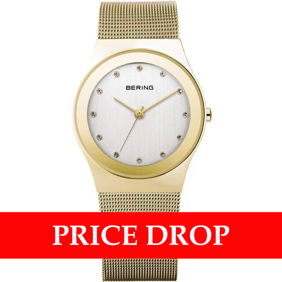 Bering Classic 12927-334 Silver 27 mm Women's Watch - Watch it! Pte Ltd
