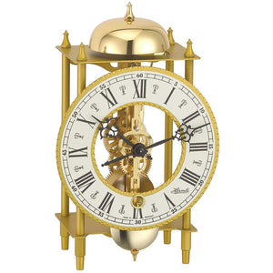 Hermle Antique Style Skeleton Table Clock - Made In Germany - Watch it! Pte Ltd