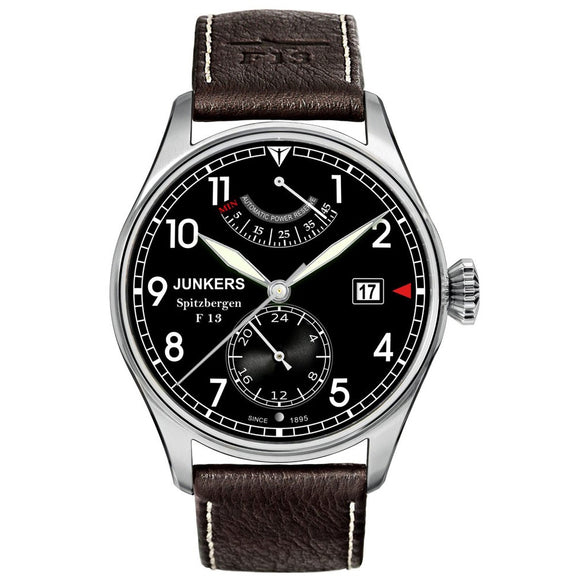 Junkers Spitzbergen F13 6160-2 - Watch it! Pte Ltd