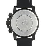 Alexandre Christie All Black Chronograph Mens Watch 6410MCLIPBA - Watch it! Pte Ltd