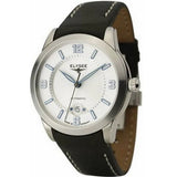 Elysee Mythos VI Automatic Black Leather Men Watch 70934 - Watch it! Pte Ltd