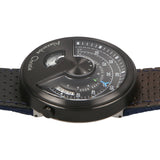 Alexandre Christie Unique Design Rounded Mens Watch 8516MSLIPBA - Watch it! Pte Ltd