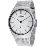 Skagen Steel Mens Watch 916XLSSS - Watch it! Pte Ltd