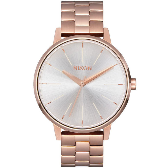 Nixon KENSINGTON A0991045 Rose Gold - Watch it! Pte Ltd