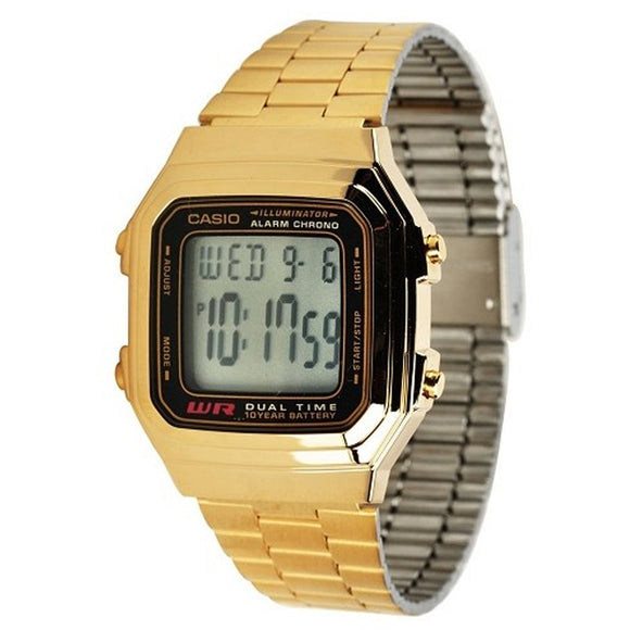 Casio Retro A178WGA-1ADF - Watch it! Pte Ltd