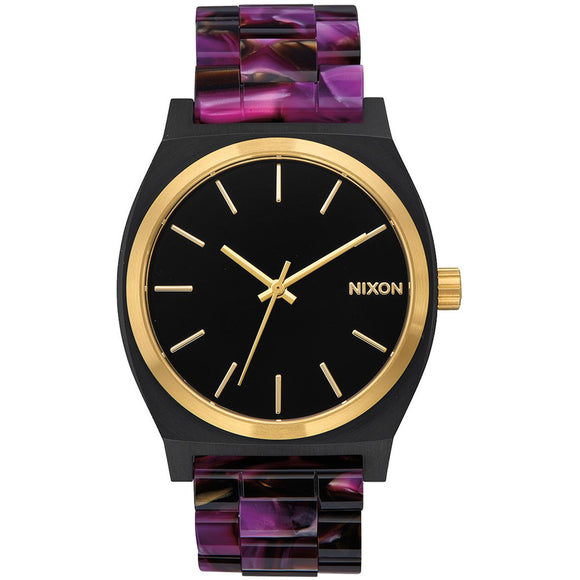 Nixon TIME TELLER ACETATE A3272484 - Watch it! Pte Ltd