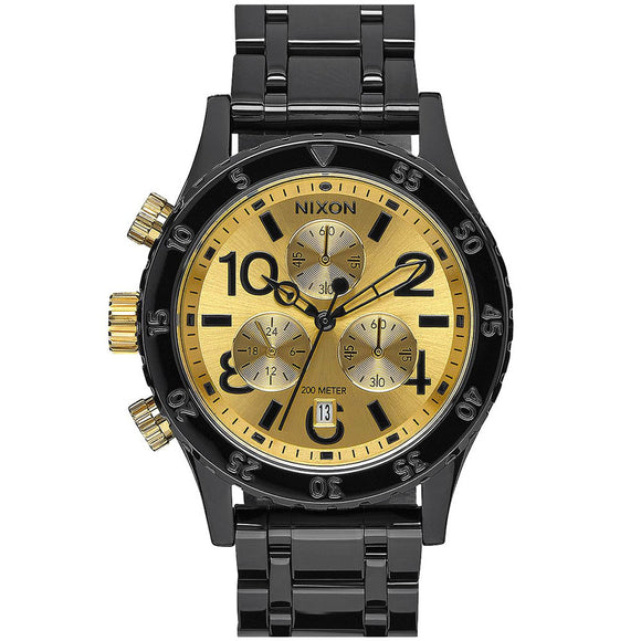 Nixon 38-20 Chrono Analog A404010 - Watch it! Pte Ltd