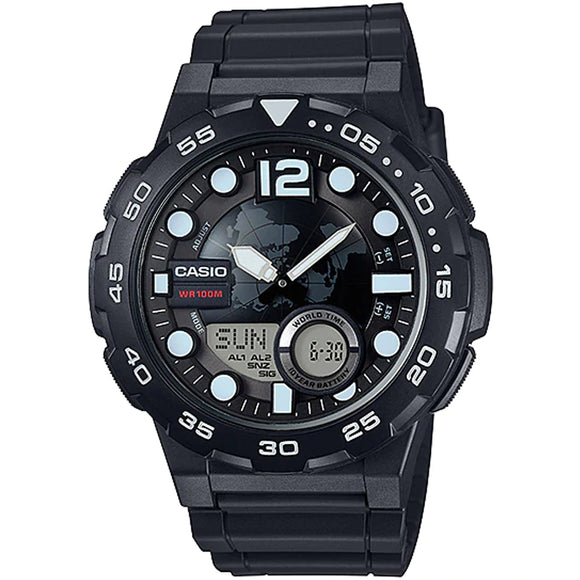 Casio Youth Series AEQ100W-1AVDF - Watch it! Pte Ltd