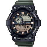 Casio Youth Combination AEQ200W-3AVDF - Watch it! Pte Ltd
