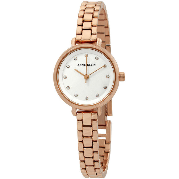 Anne Klein Bracelet Ladies Watch AK/2662SVRG - Watch it! Pte Ltd