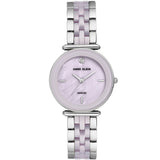Anne Klein Ceramic Bracelet Ladies Watch AK/3159LVSV - Watch it! Pte Ltd