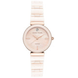 Anne Klein Ceramic Bracelet Ladies Watch AK/3392LPRG - Watch it! Pte Ltd