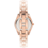 Anne Klein Ceramic Bracelet Ladies Watch AK/3410LPRG - Watch it! Pte Ltd