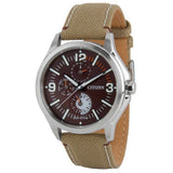 Citizen Eco-Drive Multifunction Gents AP4000-07W - Watch it! Pte Ltd