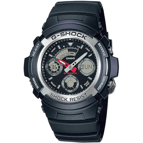 Casio G-SHOCK AW-590-1ADR - Watch it! Pte Ltd