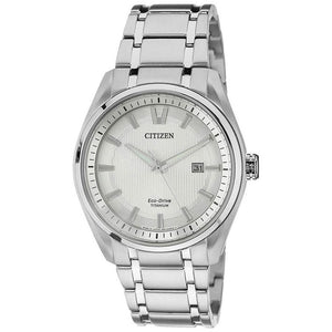 Citizen Eco-Drive Gents AW1241-54A - Watch it! Pte Ltd