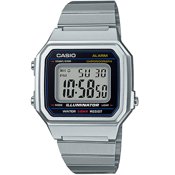 Casio CLASSIC Digital B650WD-1ADF - Watch it! Pte Ltd