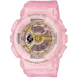 Casio BABY-G SEA GLASS BA-110SC-4ADR