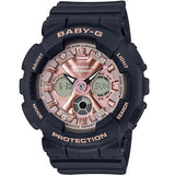 Casio BABY-G BA-130-1A4DR - Watch it! Pte Ltd