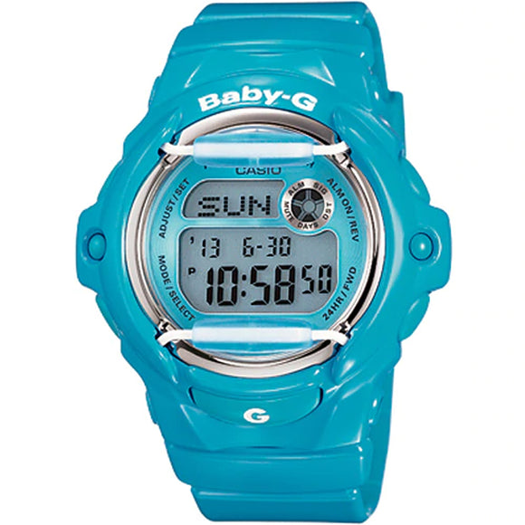 Casio BABY-G BG-169R-2BDR - Watch it! Pte Ltd