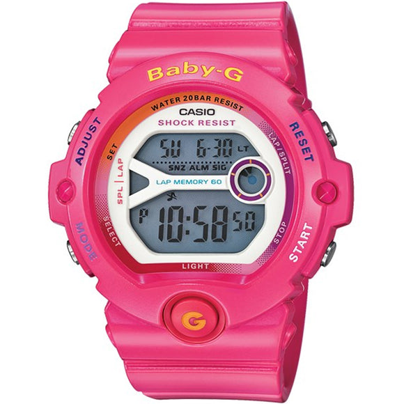 Casio BABY-G BG-6903-4BDR - Watch it! Pte Ltd