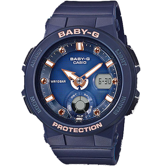 Casio BABY-G BEACH TRAVELER BGA-250-2A2DR