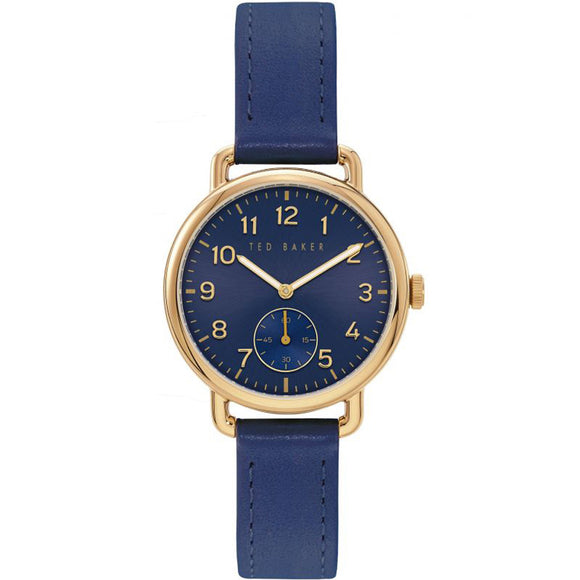 Ted Baker Womans HANAHHL Blue Watch BKPHHF904 - Watch it! Pte Ltd