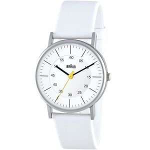 Braun Ladies BN0011 Classic Watch with Leather Strap - Watch it! Pte Ltd