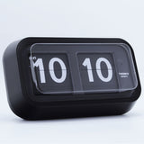 Twemco BQ-58 Flip Clock Black - Watch it! Pte Ltd