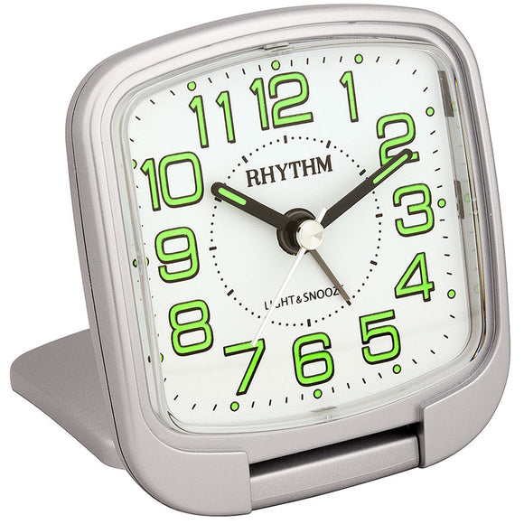 Rhythm Travel Foldable Alarm Clock - Watch it! Pte Ltd