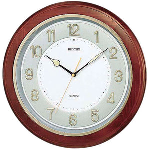 Rhythm Super Luminous Wall Clock CMG266BR06 - Watch it! Pte Ltd
