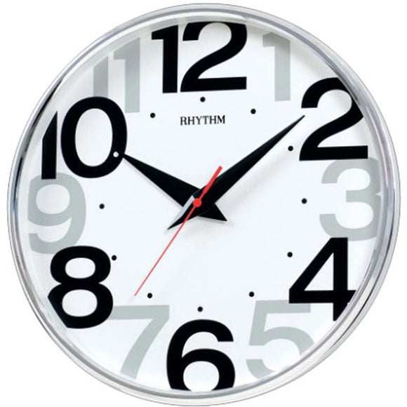 Rhythm Decorative Wall clock CMG486NR19 - Watch it! Pte Ltd