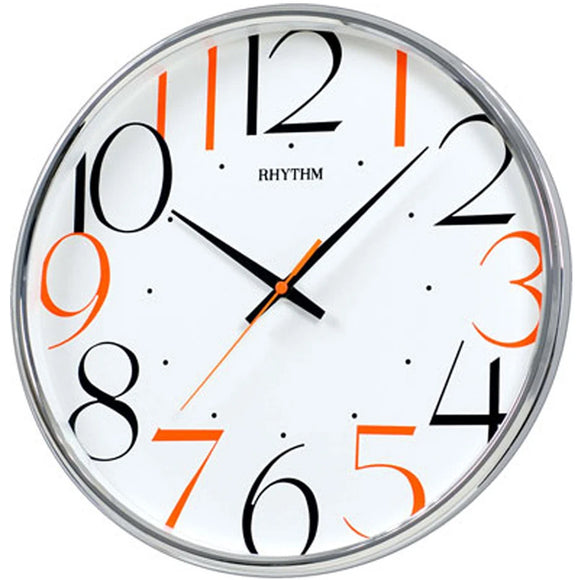 Rhythm Decorative Wall Clock CMG486NR66 - Watch it! Pte Ltd