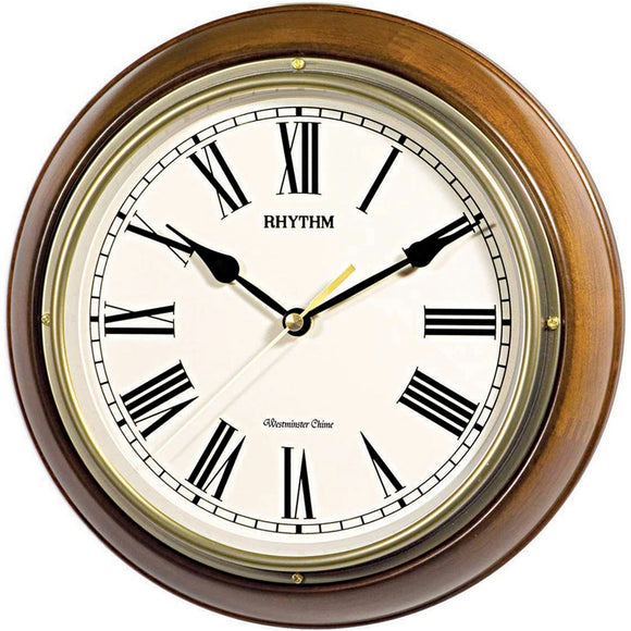 Rhythm CMH723CR06 Westminster wall clock - Watch it! Pte Ltd