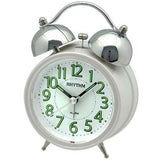 Rhythm Bell Alarm Clock CRA843NR - Watch it! Pte Ltd