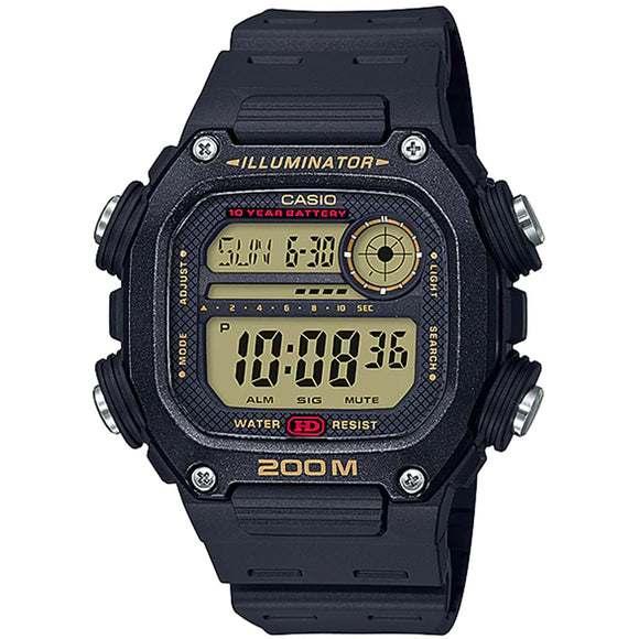 Casio YOUTH Digital DW-291H-9AVDF - Watch it! Pte Ltd