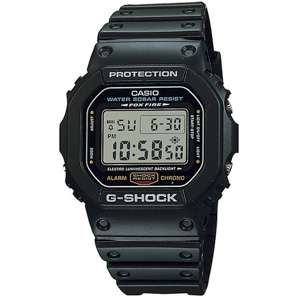 Casio G-SHOCK DW-5600E-1VDF - Watch it! Pte Ltd