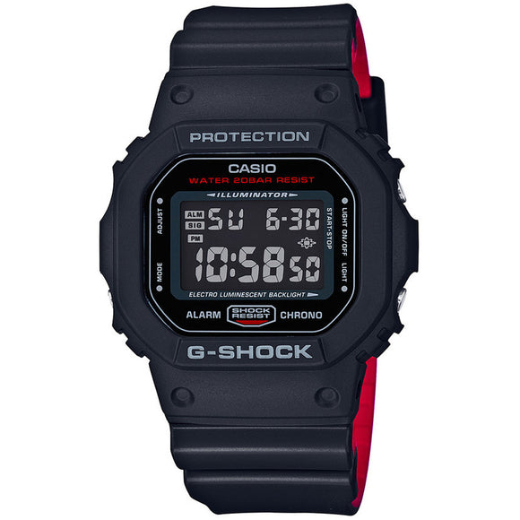 Casio G-SHOCK DW-5600HR-1DR - Watch it! Pte Ltd