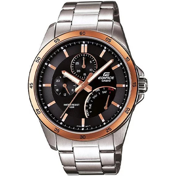 Casio Edifice EF341D-5AVDF - Watch it! Pte Ltd