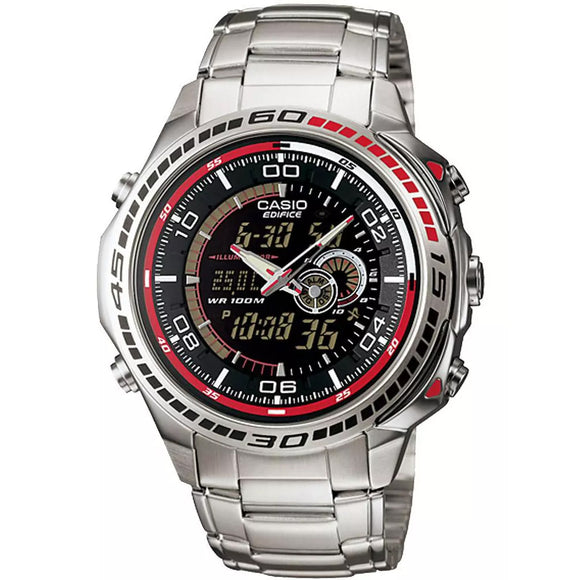 Casio Edifice EFA121D-1AVDR - Watch it! Pte Ltd