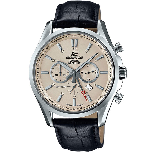 Casio Edifice EFB504JL-7ADR ( Made In Japan ) - Watch it! Pte Ltd
